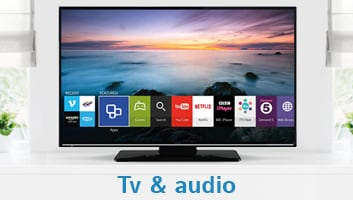 tv en audio - soundbar/dvd en bluray/home cinema