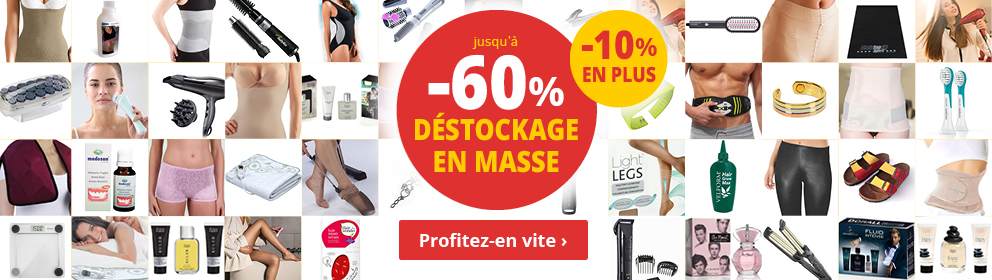 Déstockage en masse