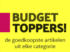 Budgettoppers