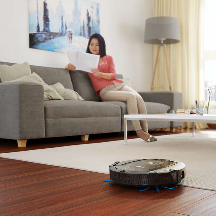 aspirateur robot smart