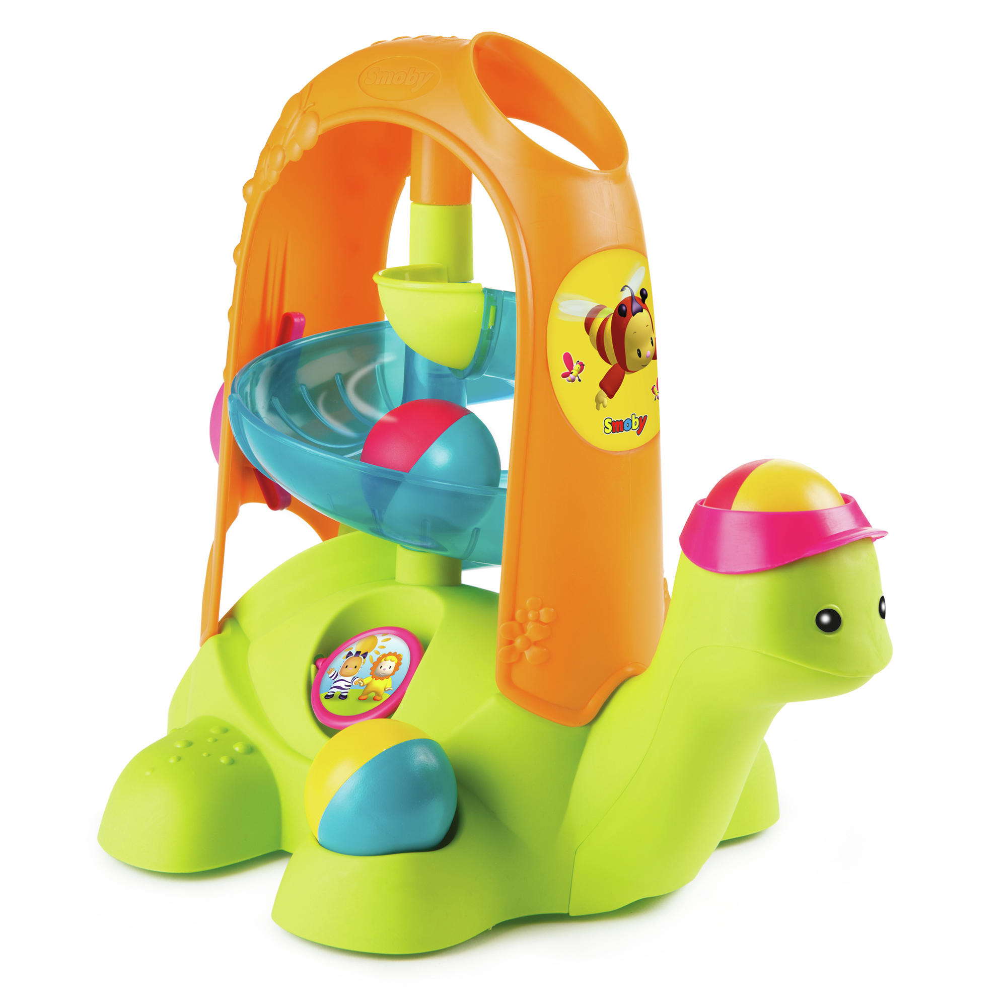 2a74831833750e Cotoons ballenbaan schildpad SMOBY - Babyspeelgoed - UNIGRO.be
