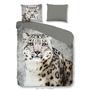 Dekbedovertrekset Snow Leopard