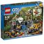 Le site d'exploration de la jungle LEGO CITY