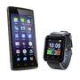 Smartphone Android 7.0 avec smartwatch GRATUITE