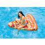 Matelas gonflable part de pizza INTEX