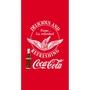 Strandlaken Coca Cola