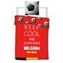 Dekbedovertrekset Keep Cool And Support Belgium