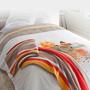 Set van deken + plaid