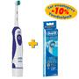 Set van elektrische tandenborstel + 3 Precision Clean opzetborstels ORAL-B