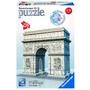 3D puzzel Arc de Triomphe - Paris RAVENSBURGER
