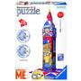 3D puzzel  Big Ben Minions RAVENSBURGER