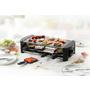Steengrill-raclette DOMO DO9186G