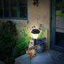 Solarlamp 'Stokstaartje' EASY MAXX