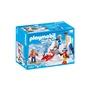 PLAYMOBIL® 9283 Enfants avec boules de neige