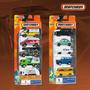 Lot de 5 petites voitures MATCHBOX