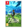 Spel Zelda: Breath of the Wild voor Nintendo Switch