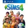 Spel Sims 4 voor PS4