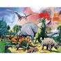 Puzzel Tussen de dinosauriërs RAVENSBURGER