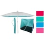 Parasol/tente de plage 2 en 1