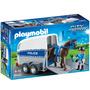 PLAYMOBIL® 6922 Bereden politie met trailer
