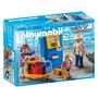 PLAYMOBIL® 5399 Vakantiegangers aan incheckbalie