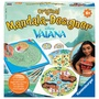 Midi Mandala-Designer® Disney Vaiana 2 en 1 RAVENSBURGER