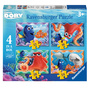 4 puzzels Finding Dory RAVENSBURGER