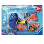 3 puzzles Disney Le Monde de Dory RAVENSBURGER