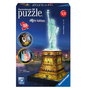 3D-puzzel Vrijheidsbeeld Night Edition RAVENSBURGER