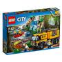 Mobiel laboratorium LEGO CITY