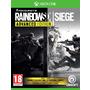 Jeu Tom Clancy's Rainbow Six: Siege (Édition avancée) pour XBOX ONE