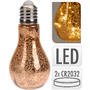 Led-lamp op batterijen