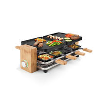 Raclette/grill Pure Bamboo PRINCESS