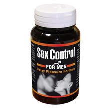 Voedingssupplement Sex Control for men