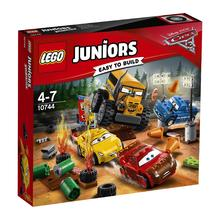Course Super 8 de Thunder Hollow LEGO JUNIORS CARS