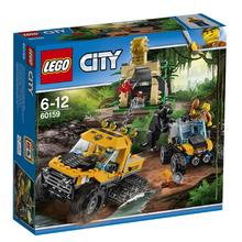 L'excursion dans la jungle LEGO CITY
