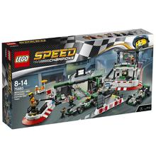 Mercedes AMG Petronas Formula One Team LEGO SPEED CHAMPIONS