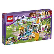 La piscine d'Heartlake LEGO FRIENDS
