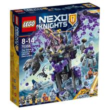 Le colosse de pierre de la destruction LEGO NEXO KNIGHTS