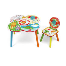Ensemble table à jouer + siège FISHER-PRICE de FISHERPRICE