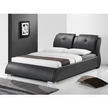lit pour 2 places literie 2 personnes sur unigro. Black Bedroom Furniture Sets. Home Design Ideas