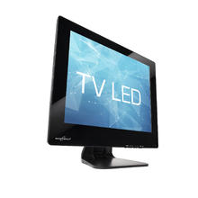 Led-tv 43 cm SOFTECH met 12 V adapter