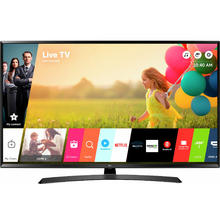 TV LED Ultra HD/4K Smart 123 cm LG 49UJ635V