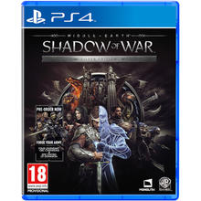 Middle-earth - Shadow of war pour PS4