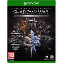 Jeu Middle-earth - Shadow of war pour XBOX ONE