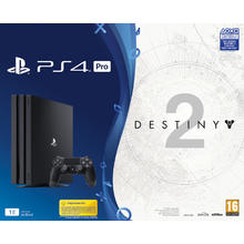 Pack PS4 Pro console 1 TB + spel Destiny 2