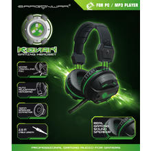 Casque de gaming Revan PC DRAGON WAR