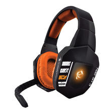 Casque de gaming sans fil AEGIS optical 5.1 PC DRAGON WAR