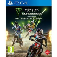 Spel Monster Energy Supercross voor PS4