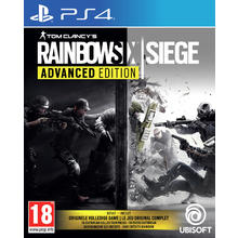 Spel Tom Clancy's Rainbow Six: Siege (Advanced Edition) voor PS4